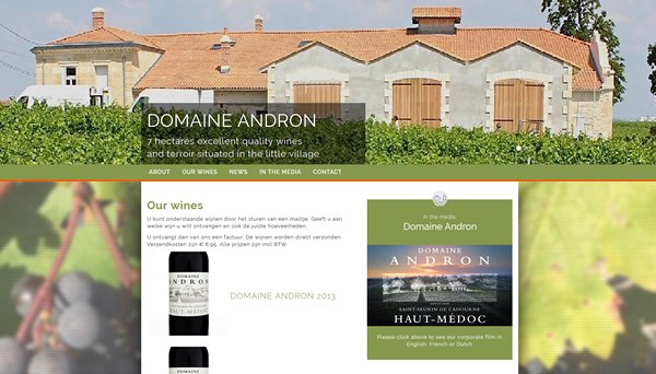 Domaine Andron